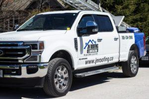 JN Roofing Truck